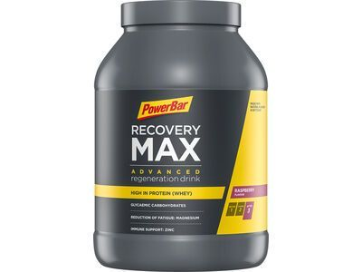 PowerBar Recovery Max - Raspberry