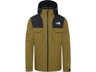 The North Face Men's Fourbarrel Triclimate, fir green/tnf black - Skijacke