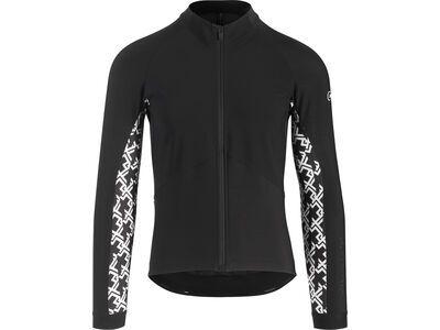 Assos Mille GT Spring Fall LS Jersey, blackseries - Radtrikot