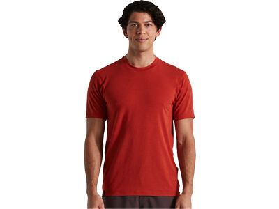 Specialized Trail Shortsleeve Jersey redwood