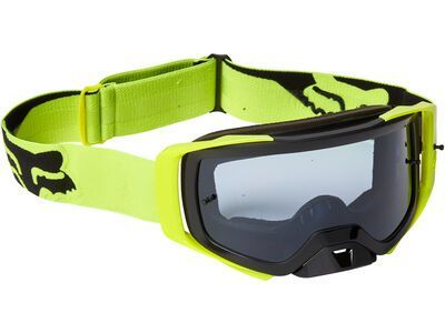 Fox Airspace Mirer Goggle - Dark Grey fluorescent yellow