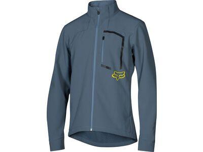 Fox Attack Fire Jacket, blue steel - Radjacke