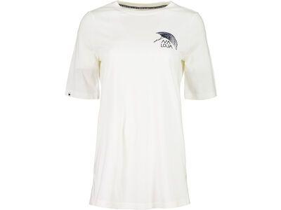 Maloja SaluverM., vintage white - T-Shirt