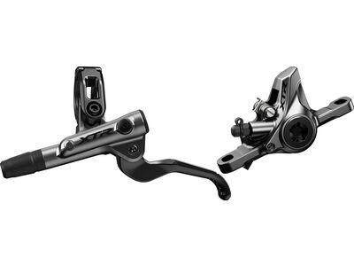 Shimano XTR M9100 (2-Kolben) Scheibenbremse - VR anthrazit/schwarz