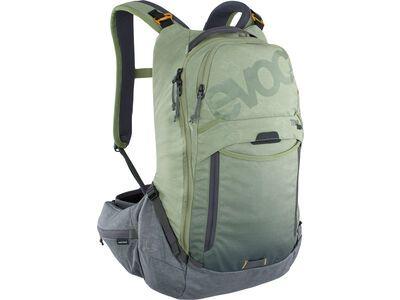 Evoc Trail Pro 16 - L/XL light olive/carbon grey