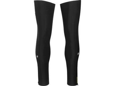 Assos Assosoires Spring/Fall RS Leg Warmers, blackseries - Beinlinge