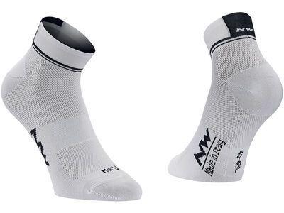 Northwave Logo 2 Wmn Socks white/black