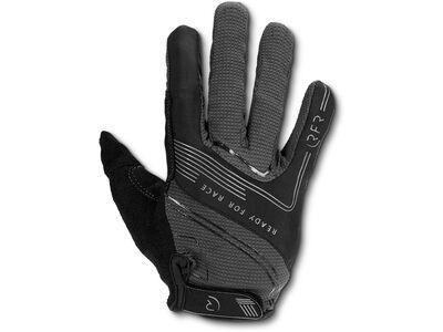 Cube RFR Handschuhe Comfort langfinger, black´n´anthracite - Fahrradhandschuhe
