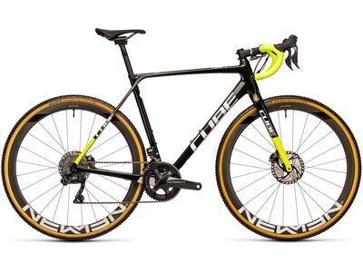 Cube Cross Race C:62 Team Edition 2021, carbon´n´flashyellow - Crossrad