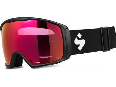 Sweet Protection Clockwork MAX RIG Reflect, matte black/Lens: RIG bixbite - Skibrille