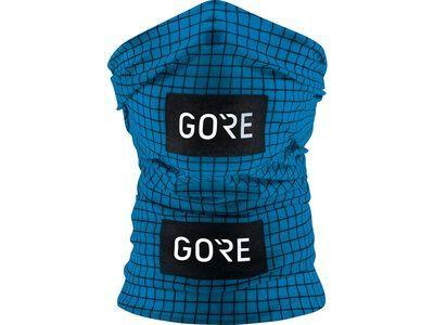 Gore Wear Grid Halswärmer sphere blue/orbit blue