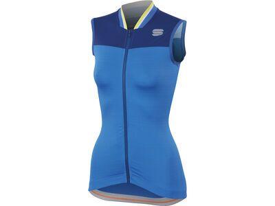 Sportful Grace Sleeveless, cosmic blue - Radtrikot
