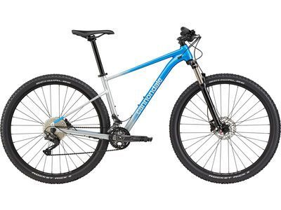Cannondale Trail SL 4 2021, electric blue - Mountainbike