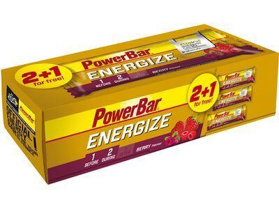 PowerBar Multipack Energize 2 + 1 - Energieriegel