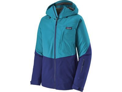 Patagonia Women's Untracked Jacket, curacao blue - Skijacke
