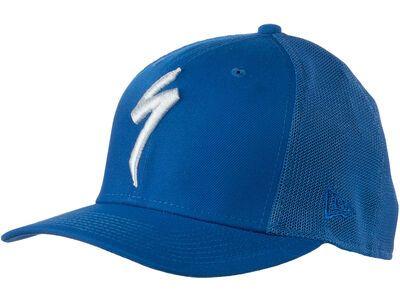 Specialized New Era Trucker Hat S-Logo cobalt