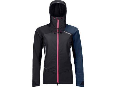Ortovox Westalpen Softshell Jacket W, black raven - Softshelljacke
