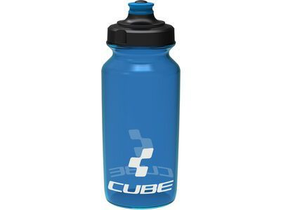 Cube Trinkflasche Icon, blue
