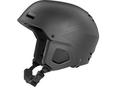 Marker Squad JR, black - Skihelm