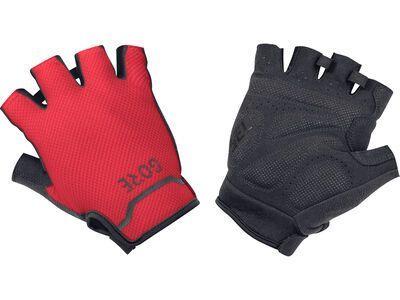 Gore Wear C5 Kurzfingerhandschuhe black/hibiscus pink