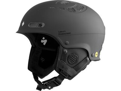 Sweet Protection Igniter II MIPS, dirt black - Skihelm