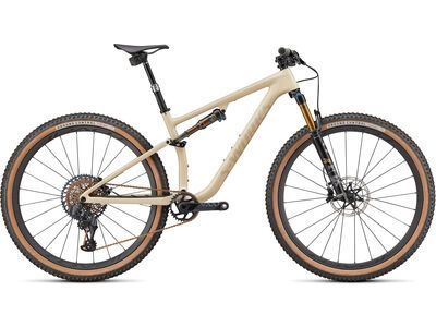 Specialized S-Works Epic Evo sand/red/gold 2022
