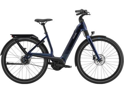 Cannondale Mavaro Neo 4 2021, midnight blue - E-Bike