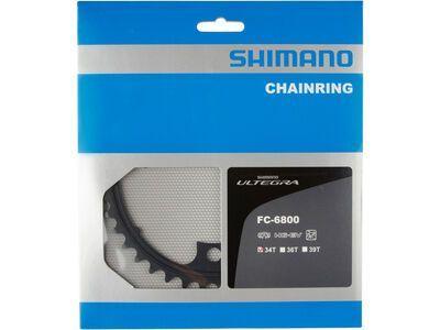 Shimano Ultegra FC-6800 Kettenblätter - 2x11, grau