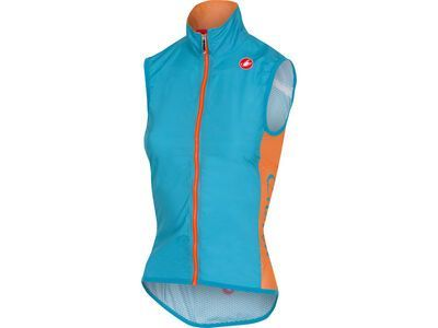 Castelli Pro Light W Wind Vest, sky blue - Radweste