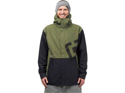 *** 2. Wahl *** Horsefeathers Falcon Jacket, cypress - Snowboardjacke | Größe XL