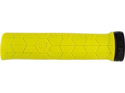 Race Face Getta Grip - 33 mm, yellow/black - Griffe