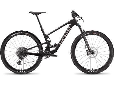 Santa Cruz Tallboy C S 2021, ebony - Mountainbike