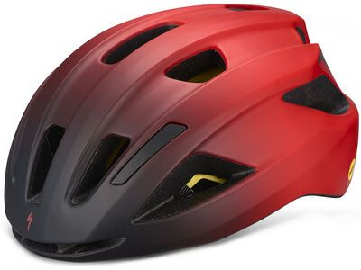 Specialized Align II MIPS gloss flo red/matte black