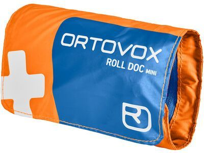 Ortovox First Aid Roll Doc Mini shocking orange