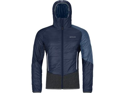 Ortovox Swisswool Piz Zupo Jacket M, dark navy - Thermojacke