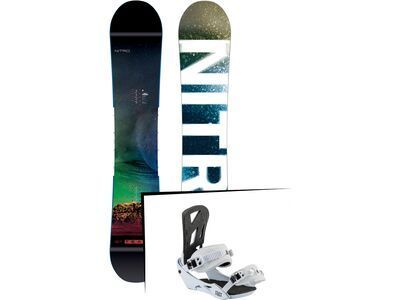 Set: Nitro Team Exposure Gullwing 2019 + Nitro Staxx salt