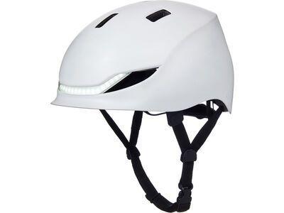 Lumos Street Helmet with MIPS jet white