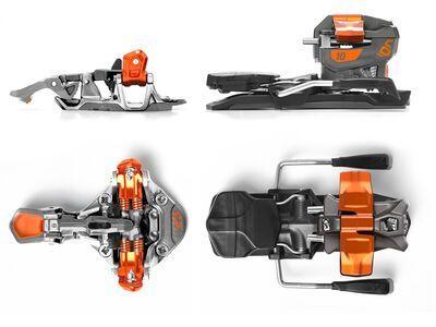 G3 Ion 10 100 mm - Skibindung