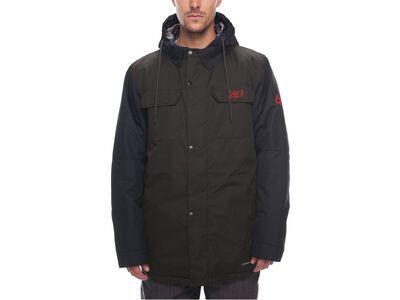 686 Slayer Insulated Jacket, black denim - Snowboardjacke