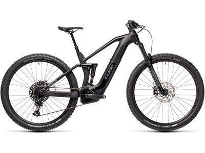 Cube Stereo Hybrid 140 HPC Race 625 29 2021, black´n´grey - E-Bike