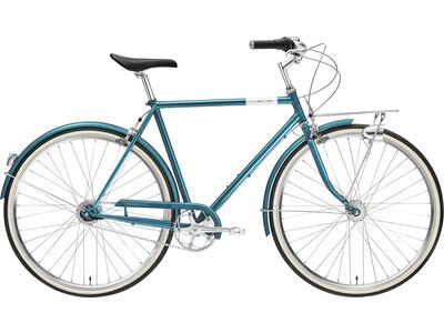 Creme Cycles Caferacer Man Doppio ocean blue 2021
