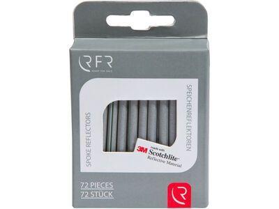 Cube RFR Speichenreflektoren Pro silver