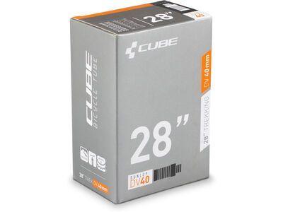 Cube Schlauch 28 Trekking DV/SV - 1.20-1.75