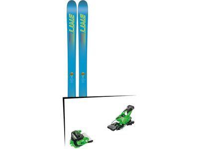 Set: Line Gizmo 2018 + Tyrolia Attack² 13 GW green