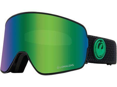 Dragon NFX2 - Lumalens Green Ionized split