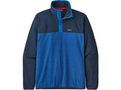 Patagonia Men's Micro D Snap-T superior blue