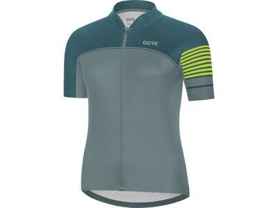 Gore Wear C5 Damen Trikot, nordic blue/dark blue - Radtrikot