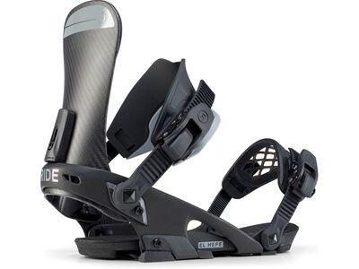 Ride El Hefe 2020, black - Snowboardbindung