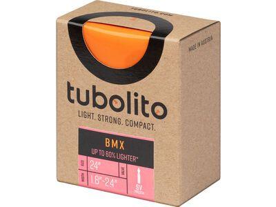 Tubolito Tubo BMX SV - 22/24 x 1.5-2.4 orange