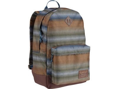 Burton Kettle Pack, beach stripe print - Rucksack